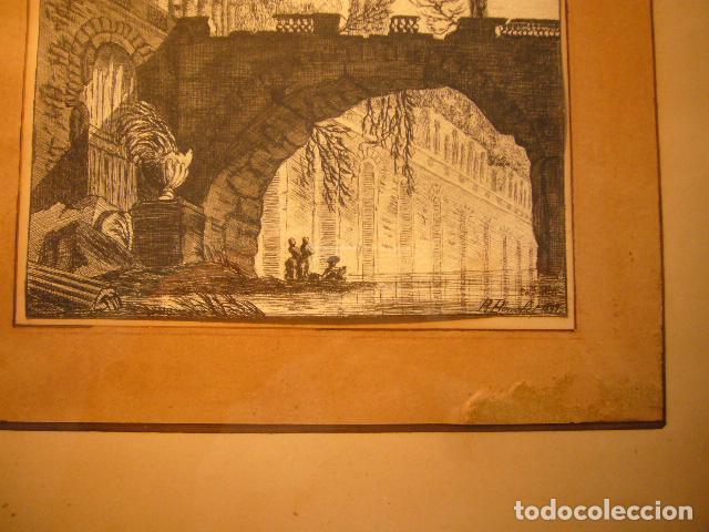 Arte: PIERRE BOUCHET: - DIBUJO A LA PLUMILLA - (1899) - Foto 3 - 66299962