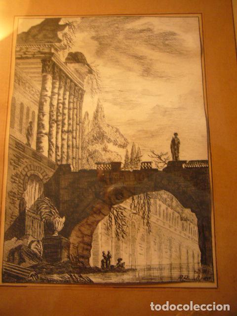 Arte: PIERRE BOUCHET: - DIBUJO A LA PLUMILLA - (1899) - Foto 4 - 66299962