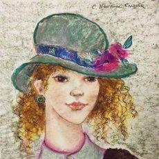 Arte: CARMEN NAVARRA PRUNA- 1933. Lote 67478385