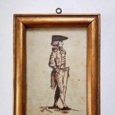 Arte: RETRATO ATRIBUIDO A AUGER LUCAS 1685-1765, FIRMADO, COTIZADO PINTOR ROCOCO FRANCÉS. Lote 69043769