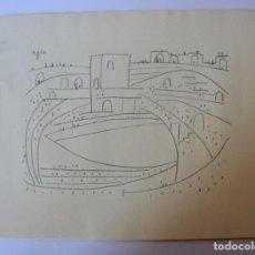 Kunst - REPRODUCCIONES DE 8 DIBUJOS DE PICASSO, LIBRERIA MADERO MEXICO,1959. - 69255469