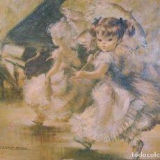 Arte: MONTSERRAT BARTA PRATS. TÉCNICA MIXTA SOBRE PAPEL, ENGANCHADO A TABLA. Lote 75910771