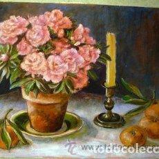 Arte: DIBUJO AL PASTEL FIRMADO . Lote 76052675