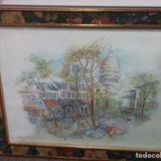 Arte - DIBUJO LAMINA ENMARCADO - 76625391