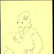 Arte: JOAQUIM MONTSERRAT CAMPS. PINTOR NACIDO EN SABADELL EN 1932. . Lote 77412305