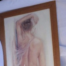 Arte - DIBUJO DESNUDO FEMENINO FIRMA Belmonte - 42831928