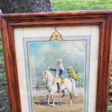 Arte: LAMINA ENMARCADA DE PIERRE FAVRE- CHARLES DANIEL DE MEURON-1784.. Lote 80048981