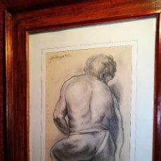 Arte: DIBUJO ORIGINAL JOAQUIM CADENA PORTAL .(BARCELONA 1917 – 1989). Lote 83098032