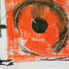 Arte: PROMOCION PRECIOSA Y DECORATIVA PIEZA DE COLECCION ONIRICA CREATIVA OJO JAUME QUERALT PASTEL MUÑECA. Lote 84348772