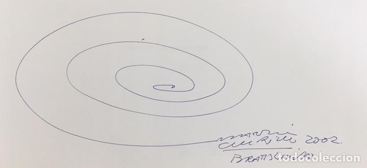MARTIN CHIRINO. DIBUJO ORIGINAL. BRATISLAVA 2002 (Arte - Dibujos - Contemporáneos siglo XX)