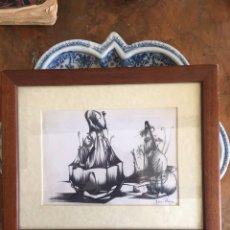 Arte: JEAN RENNE. DIBUJO S. XX.. Lote 86117472