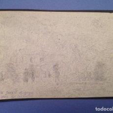 Arte: DARÍO DE REGOYOS. PAISAJE.. Lote 86468632