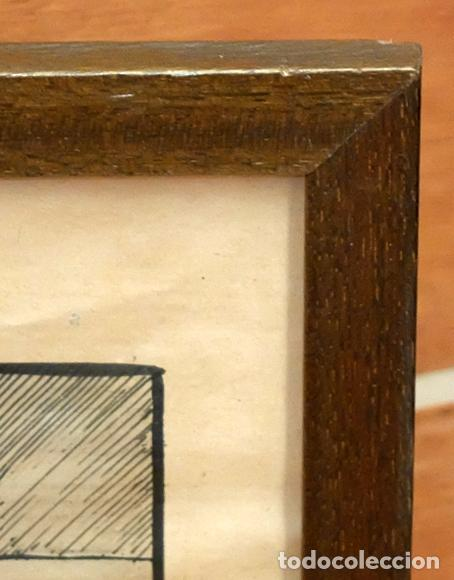 Arte: RICARDO OPISSO I SALA (TARRAGONA, 1880 - BCN, 1966) DIBUJO A TINTA DE TEMA HUMORISTICO - Foto 9 - 220103791