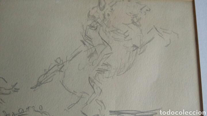 Arte: Dibujo original de ANTONIO CASERO - Foto 3 - 87442244