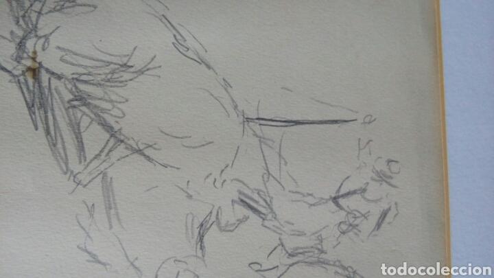 Arte: Dibujo original de ANTONIO CASERO - Foto 4 - 87442244