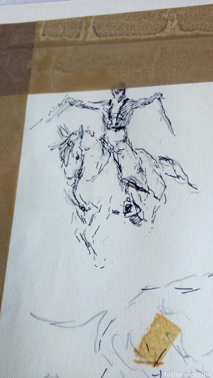 Arte: Dibujo original de ANTONIO CASERO - Foto 7 - 87442244