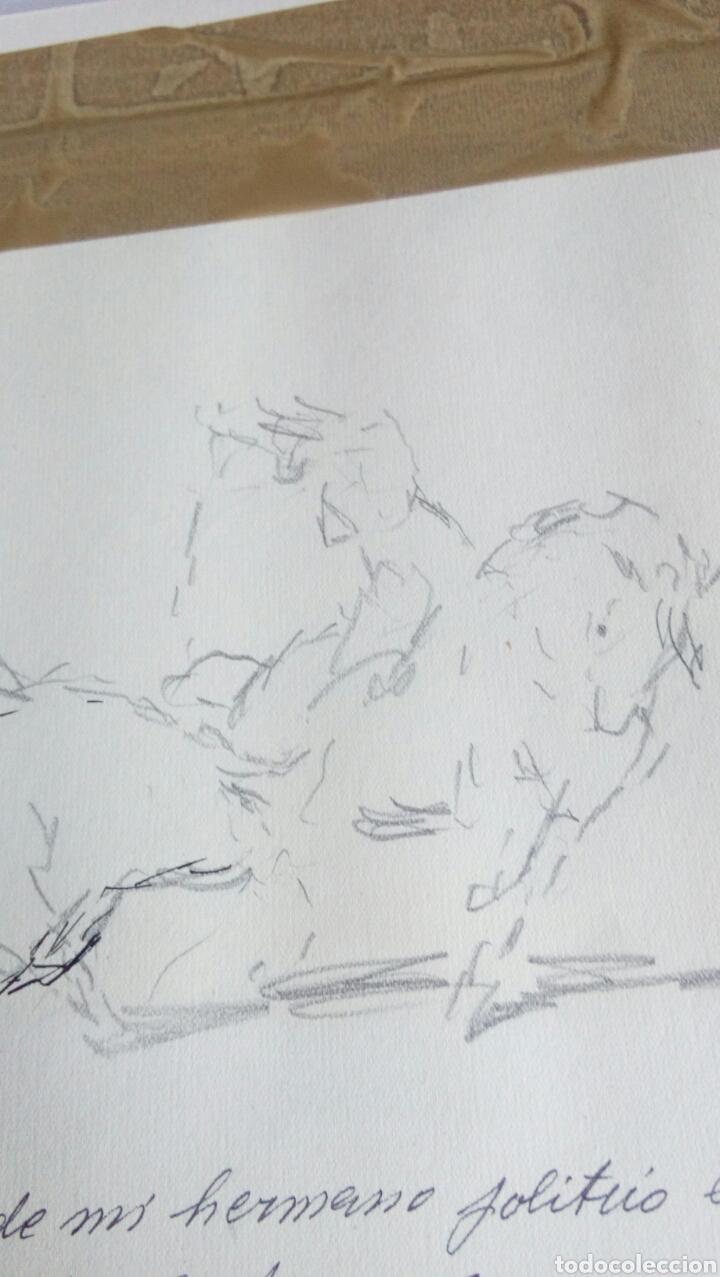 Arte: Dibujo original de ANTONIO CASERO - Foto 8 - 87442244