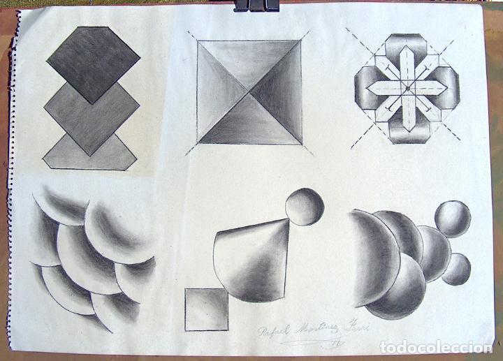Dibujos Lapices Formas Geométricas