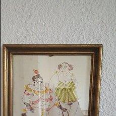 Arte: DIBUJO 11-05-1976 CON FIRMA NO IDENTIFICADA. Lote 87822992