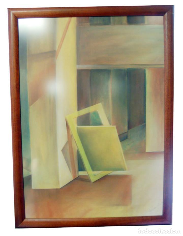 Lujo Grandes Marcos De Cristal Motivo - Ideas de Arte Enmarcado ...