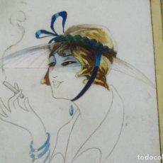 Arte: ART DECO, RAMÓN MIR ESCUDE, 1887/1973. Lote 92718000
