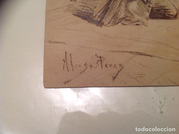 Arte: Mariano Alonso Perez. Escena. - Foto 2 - 93093545