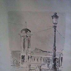 Arte: 5 DIBUJOS ORIGINALES *JOSÉ MAYOR* DE BENIDORM. Lote 93634980