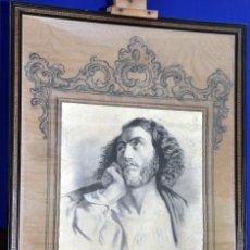 Arte: LEONARDO DA VINCI POR AGUSTÍN BUADES Y MANUEL ARELLANO. Lote 94118535