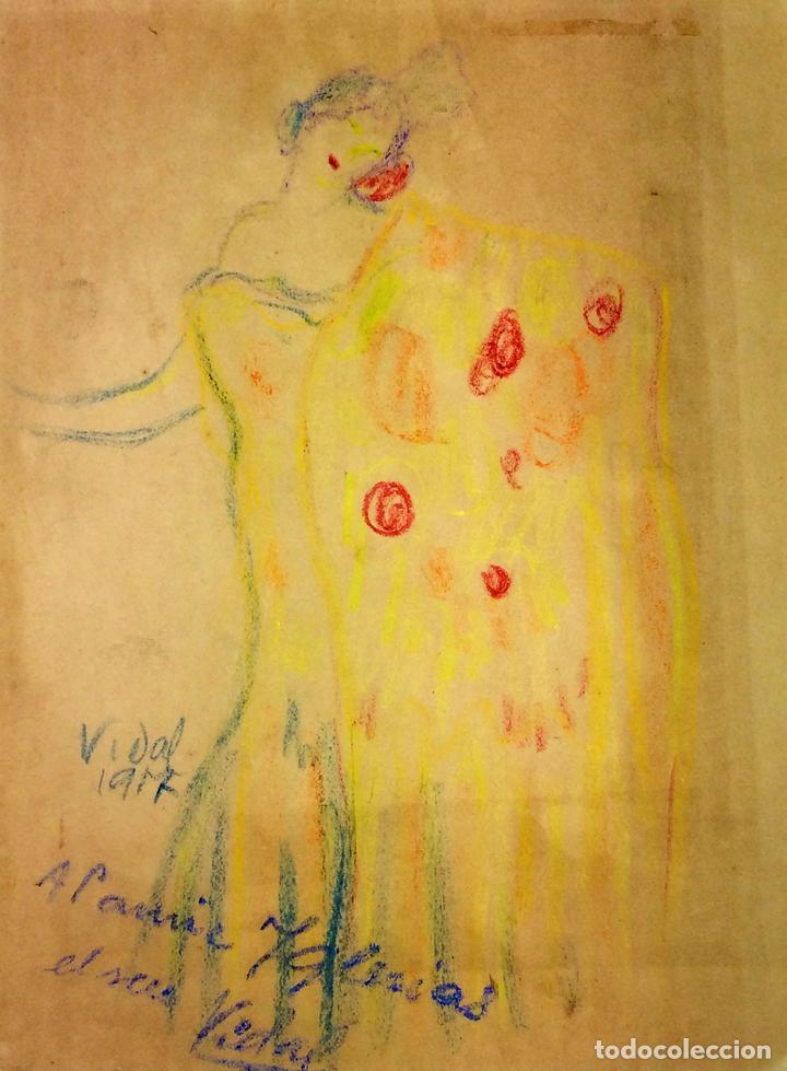 Bailarina Espanola Con Manton Lapiz De Color S Comprar Dibujos