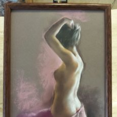 Arte - Domingo Alvarez - pastel - 94715154