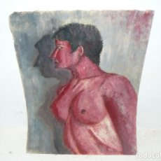 Arte: CERA - ANÓNIMA - ATRIBUIDO A ALCALÁ VARGAS -DESNUDO. Lote 95692967