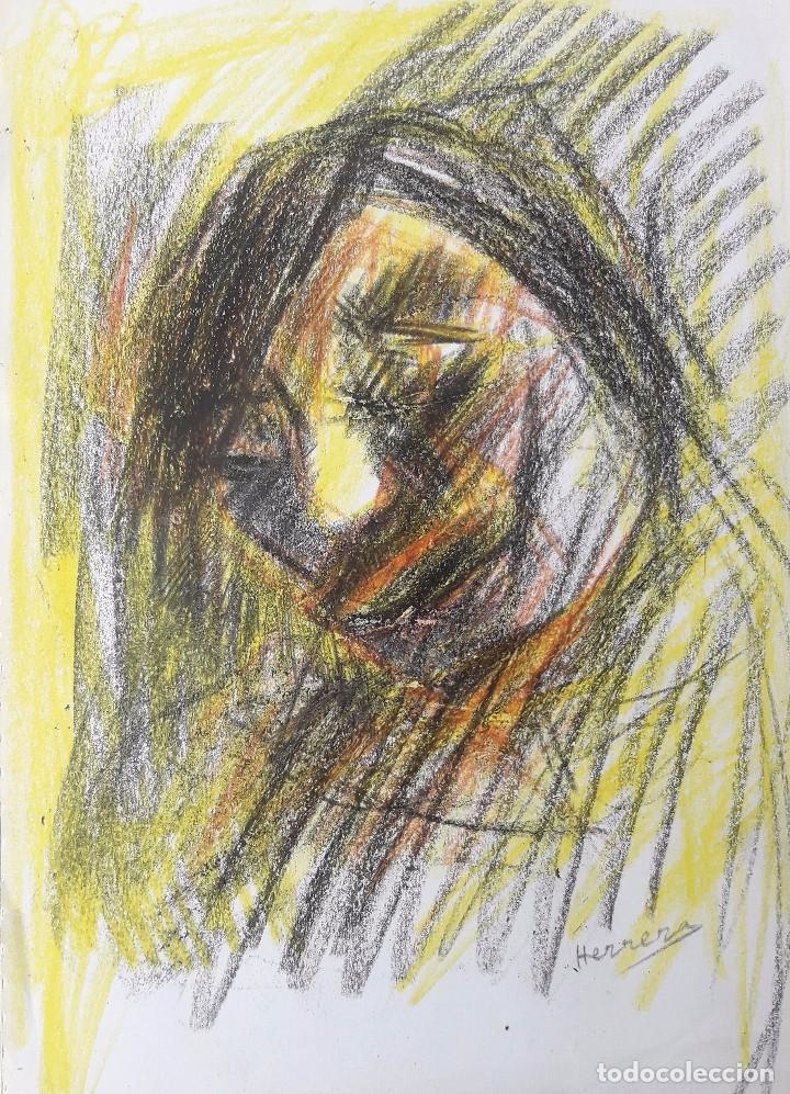 JOSEP ANTONI HERRERA ALCAZAR - LUCILA (Arte - Dibujos - Contemporáneos siglo XX)