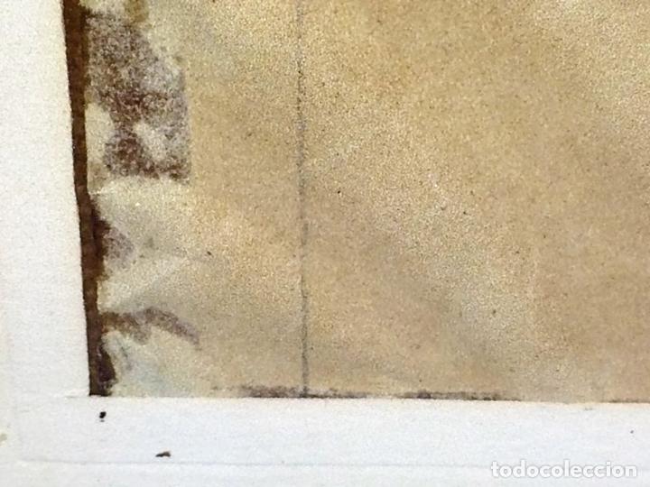 Arte: DIONISOS NIÑO. TINTA SOBRE PAPEL. FIRMA DESCONOCIDA. FRANCIA(?). XVII-XVIII - Foto 8 - 97276539