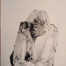 Arte: GRANADOS LLIMONA DIBUJO TINTA SOBRE PAPEL. Lote 97456427