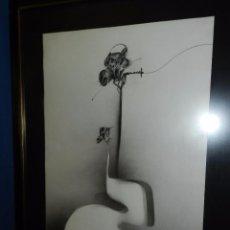 Arte: (M) DIBUJO ORIGINAL DE JOAN CRUSPINERA 1975 , 90 X 65 CM, TINTA CHINA , BUEN ESTADO. Lote 98217615