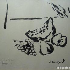 Arte: JAUME MUXART - SIN TÍTULO.. Lote 99726663
