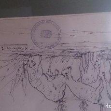 Arte - Dibujo benjamín Palencia - 100048127