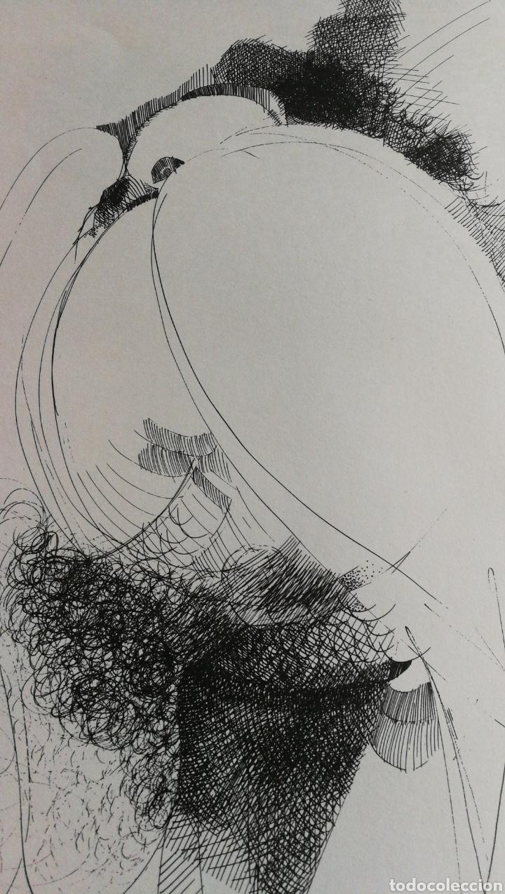 Arte: Paco Hernández / Francisco Hernández dibujo a plumilla - Foto 3 - 100425224