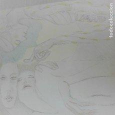 Arte: LIEF BRUILANT, MIXTA PAPEL. Lote 102777107