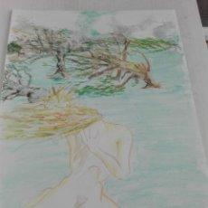 Arte: LIEF BRUILANT, MIXTA PAPEL. Lote 102783011