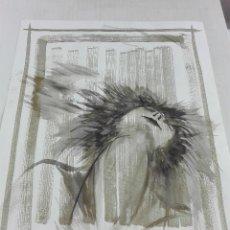Arte: LIEF BRUILANT, MIXTA PAPEL. Lote 102783307