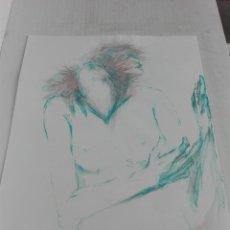 Arte: LIEF BRUILANT, MIXTA PAPEL. Lote 102783355