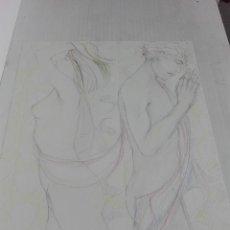 Arte: LIEF BRUILANT, MIXTA PAPEL. Lote 102783591