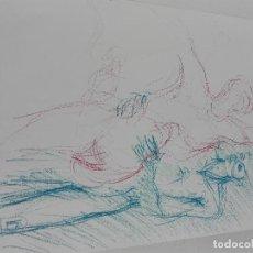 Arte: LIEF BRUILANT, MIXTA PAPEL. Lote 102783699
