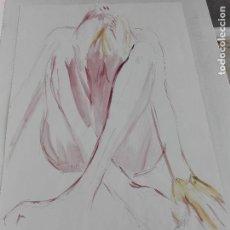 Arte: LIEF BRUILANT, MIXTA PAPEL. Lote 102783787