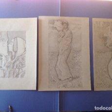 Arte: ESCUELA MODERNISTA CATALANA. DAMAS.. Lote 102888527