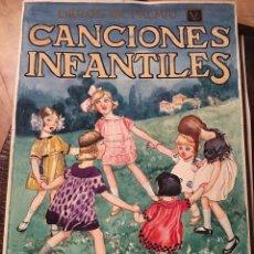 Arte: 18 ORIGINALES JOAN LLAVERIAS CANCIONES INFANTILES OBRA COMPLETA HACIA 1900. Lote 105371551