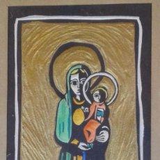 Arte: JOAN VILA GRAU. NACIDO EN BARCELONA EN 1932. HIJO DEL PINTOR ANTONI VILÁ ARRUFAT. Lote 105909595
