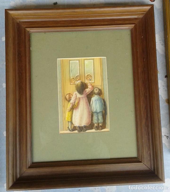 Arte: Salvado Altarriba Pintor nacido en Cabrianes (Sallent) en 1935. En 1959 se trasladó a Sabadell - Foto 2 - 105929135