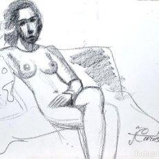 Arte: JORDI CUROS VENTURA. (OLOT 1930-2017). Lote 106628415